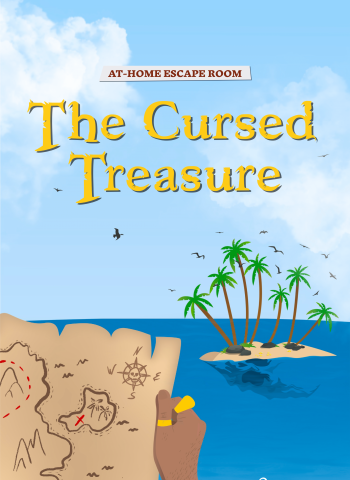 THE CURSED TREASURE_PIRATES ESCAPE ROOM_KIDS_PIRATES OF THE CARIBBEAN