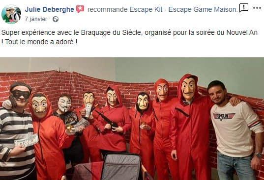 avis braquage escape game