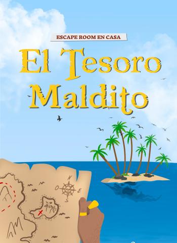 EL TESORO MALDITO_PIRATAS ESCAPE ROOM_NINOS_PIRATAS DEL CARIBE