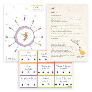 Vignette constellation petit prince 4
