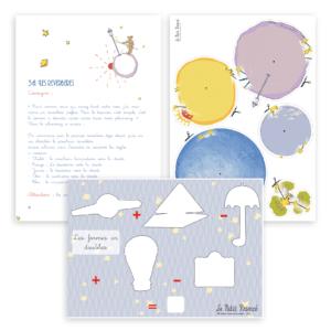 Vignette constellation petit prince 5