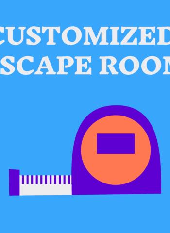 Customized Escape Room - Escape Kit