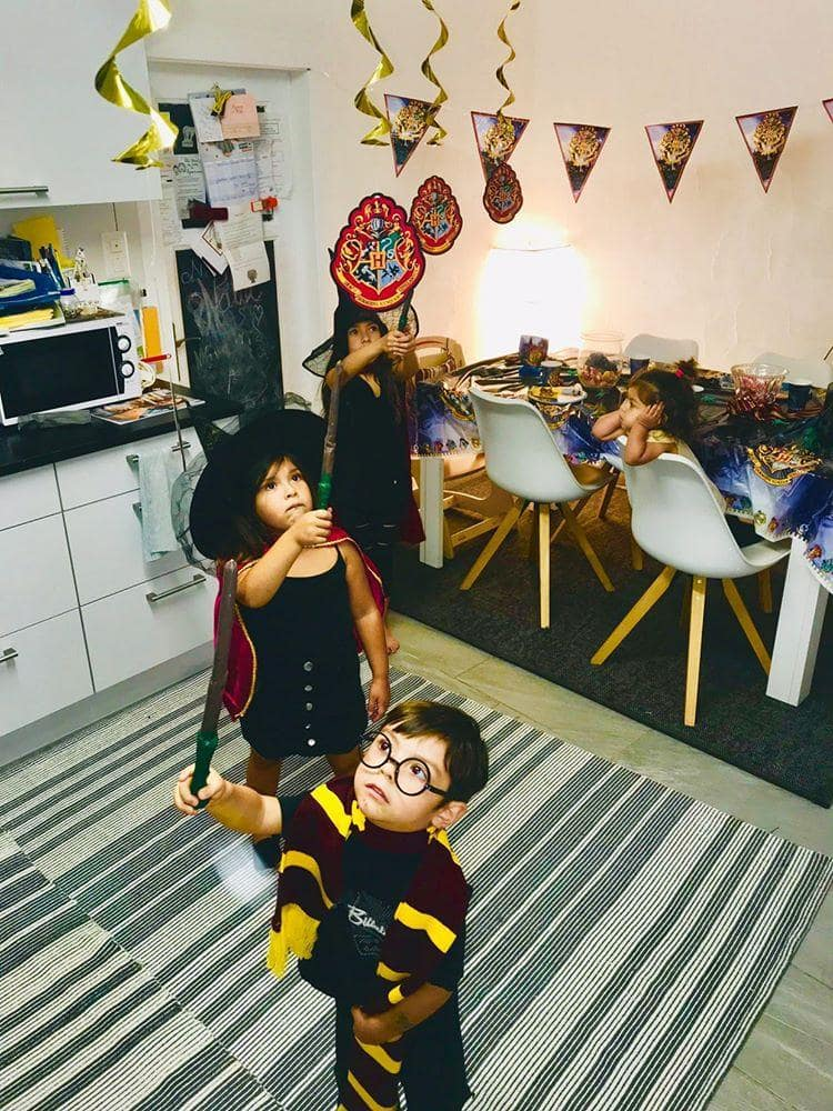 Harry Potter Costume - birthday party