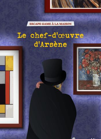 Bannière Escape Game Arsène Lupin