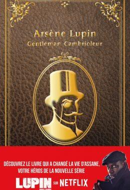 Livre Arsène Lupin - Série Netflix